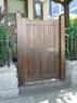 Cedar Front Gate